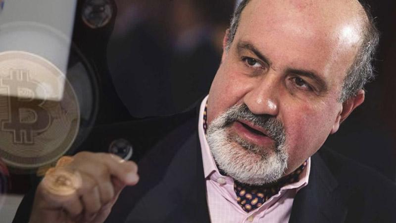 Талеб назвал «полными идиотами» сторонников биткоина